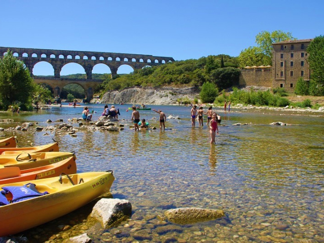 actieve vakantie in Frankrijk met kinderen