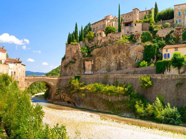 verblijf vaison la romaine provence