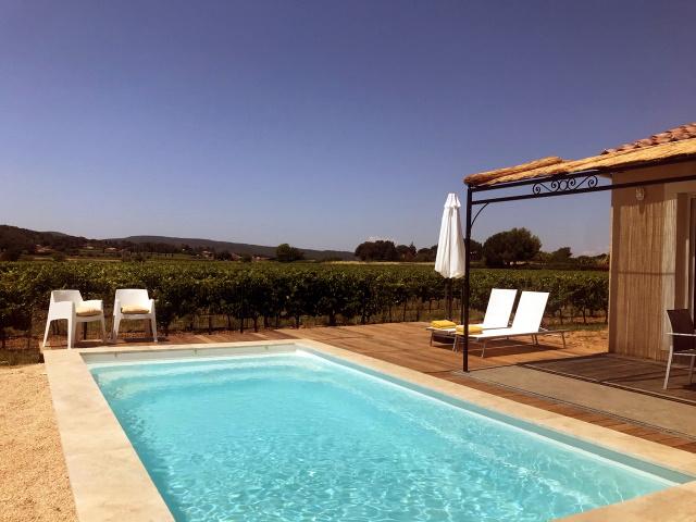 vakantiehuis zwembad Frankrijk